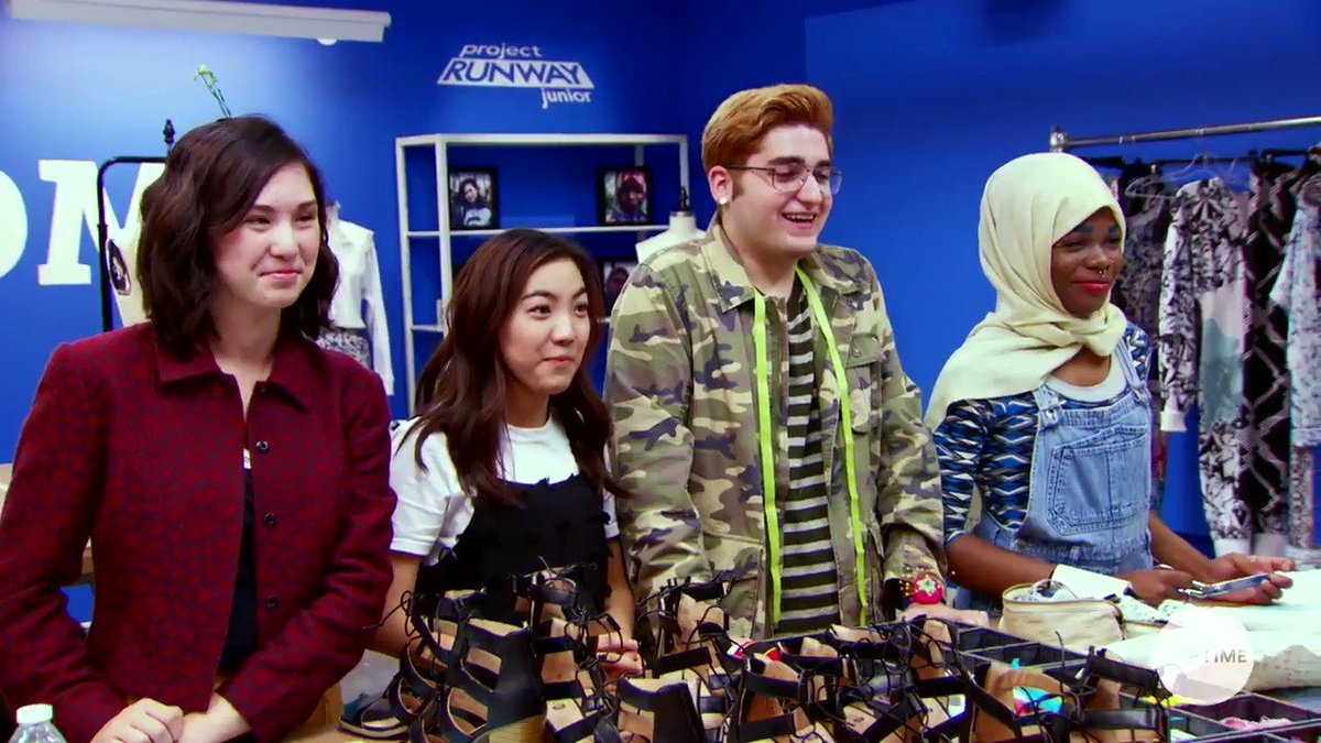 #TonightIsTheNight One #ProjectRunwayJunior designer's dreams will come true on the season finale, Thursday at 9/8c! https://t.co/xRrFegCpMA