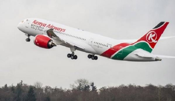 Kenya Airways to launch direct flights to Victoria Falls, Zimbabwe