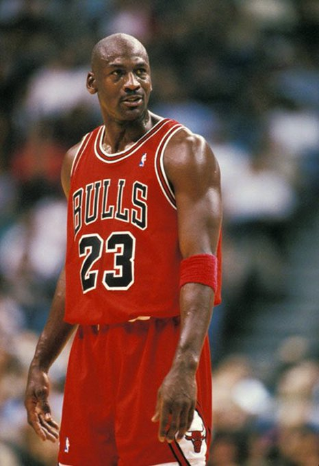 Happy 54th Birthday to the Michael Jordan