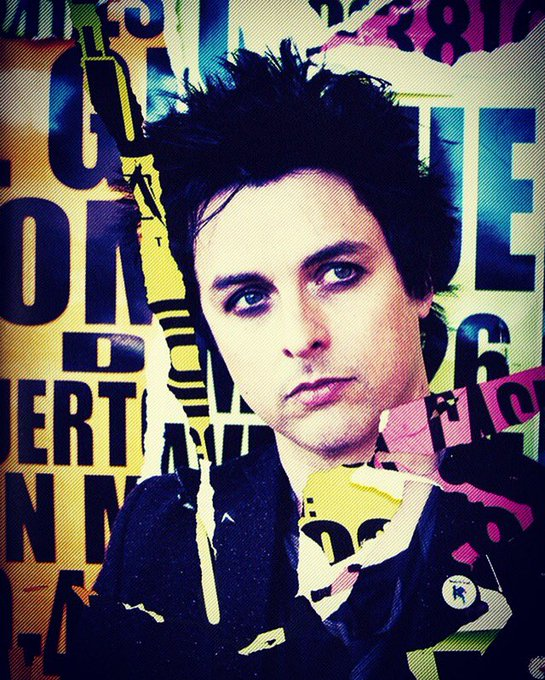 Happy birthday to this amazing human being!!! Mr billie joe Armstrong