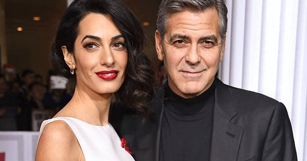 A June birth. One boy. One girl. Here's what we know about Amal and George Clooney's twins: