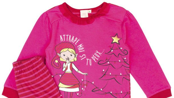 Attention, parents: Christmas-themed girls' pyjamas recalled due to flammability concerns