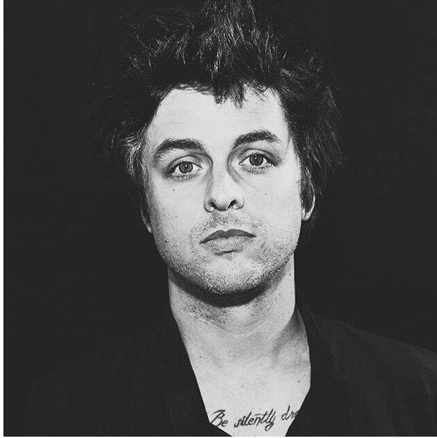 Happy birthday Billie joe Armstrong, the my favourite man in the world, such a hero. See you in July