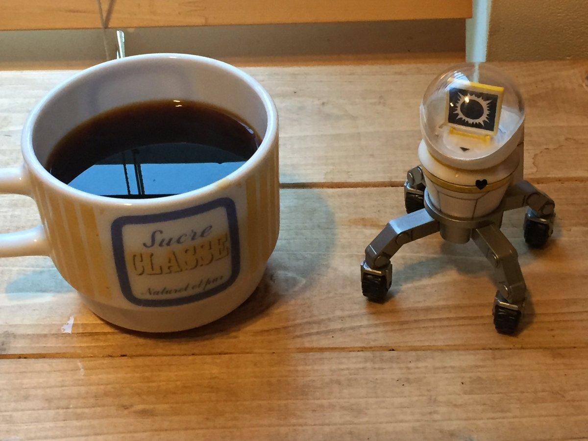 コーヒーとブギーコーヒーと宇宙兄弟のコラボです #コーヒーとアレ #宇宙兄弟