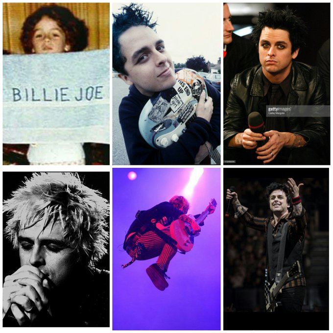 Happy 45th Birthday Billie Joe Armstrong!!  Can\t wait to see in June!!