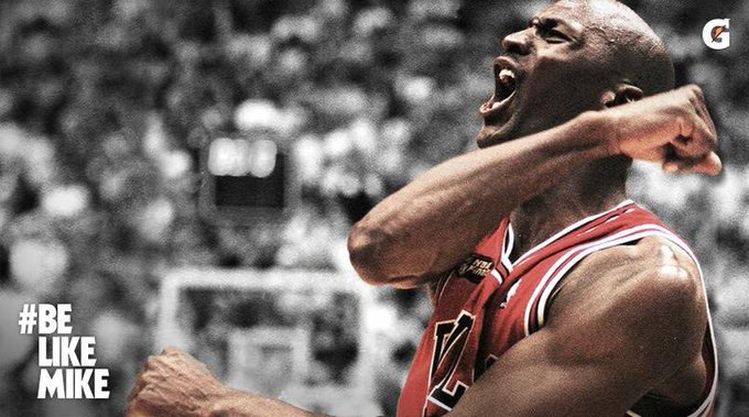 Happy birthday to the all-time greatest, Michael Jordan!