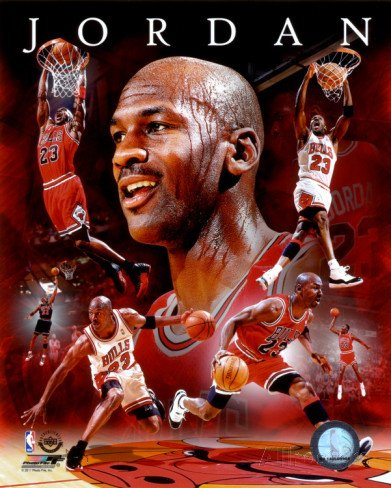 Happy Birthday Michael Jordan!