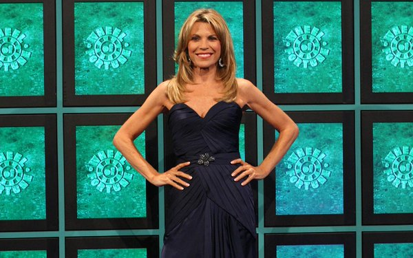 Happy 60th birthday to Vanna White!