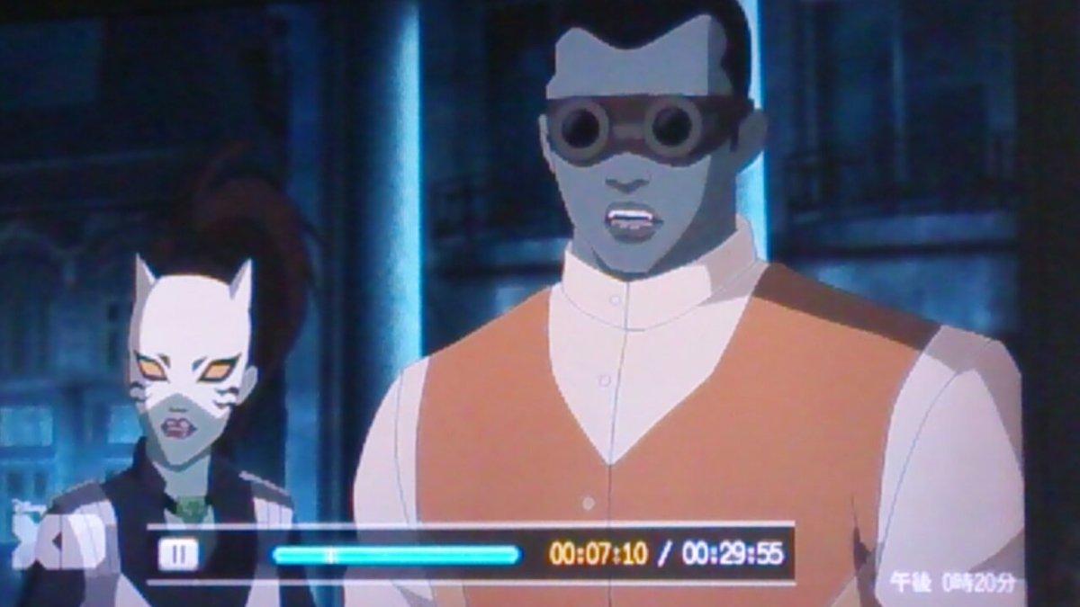 ディスク・ウォーズ参戦希望ブラッド・パワーマンも、ディスク・ウォーズ:アベンジャーズの続編に初登場してほしい。#ブラッド