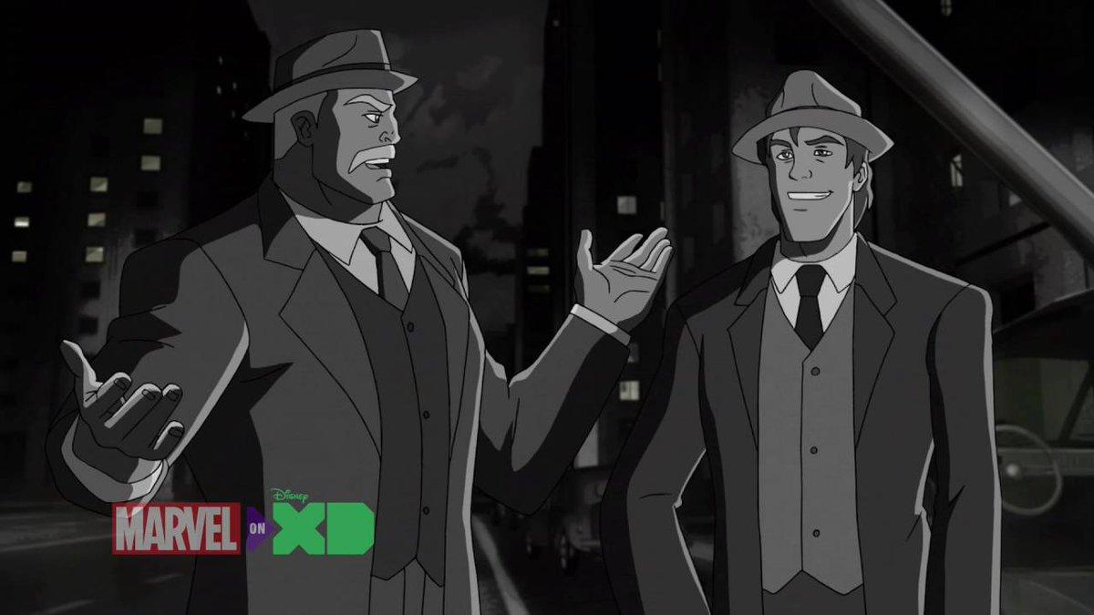 ディスク・ウォーズ参戦希望Mr.サンダーボルト・ロスとMr.ジョーンズも、ディスク・ウォーズ:アベンジャーズの続編に初登