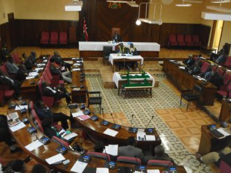 Bungoma County Assembly in Sh37 million insurance 'fraud'