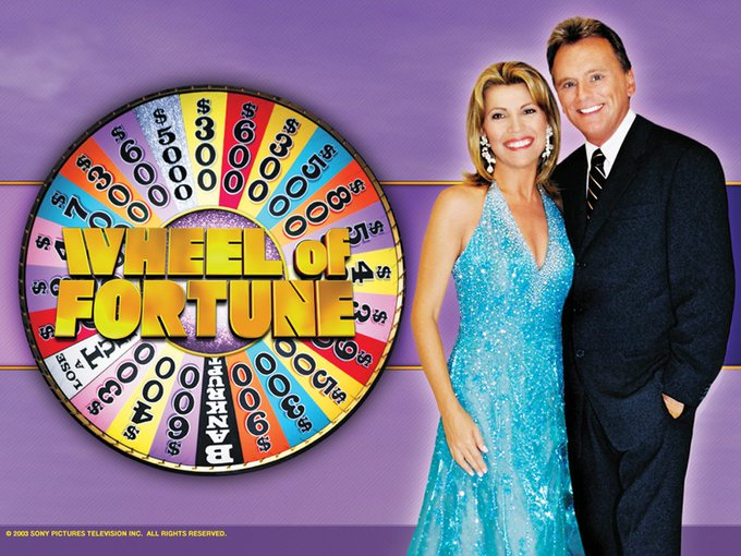 Happy Birthday to Vanna White, who turns 60 today!