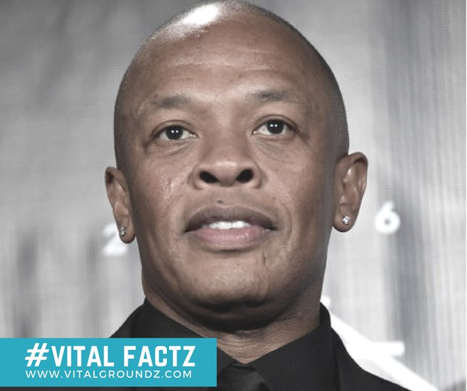 Happy Birthday Dr. Dre. Borm Andre Romelle Young February 18, 1965