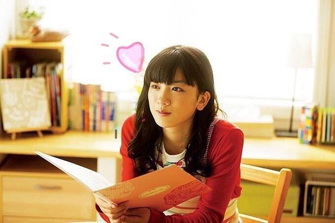 久しぶりに《俺物語!!》見たけど、ホントに永野芽郁ちゃんが可愛すぎてやばかった😑🙌🏻【 】#俺物語#永野芽郁