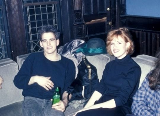 Happy Birthday Molly Ringwald, Matt Dillon & John Hughes