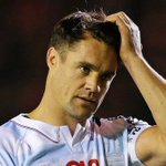 Adidas waits to talk with Dan Carter after drink-driving charge