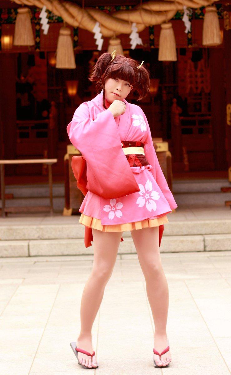 カッコイイ感じに撮れた無名ちゃん甲鉄城のカバネリ / 無名#新しいプロフィール画像