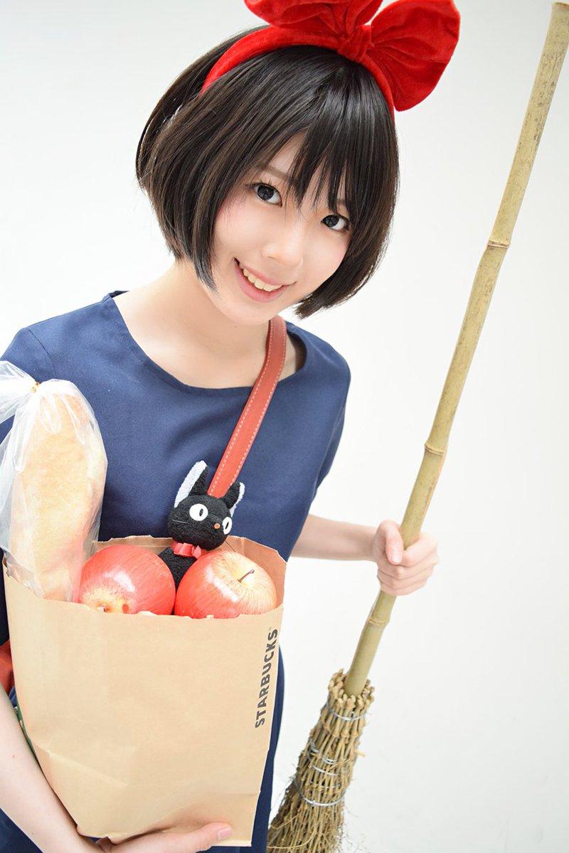 昨日、クラス川崎にて魔女の宅急便も撮りました!!②キキ:オルカ