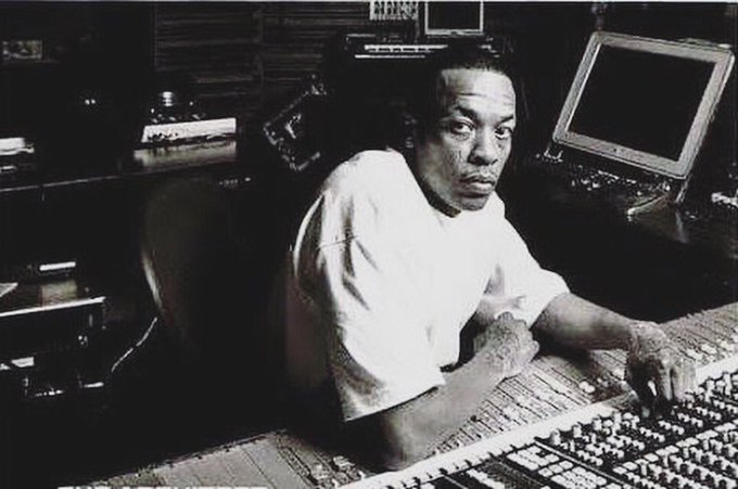 Happy Birthday Dr Dre. The living legend!