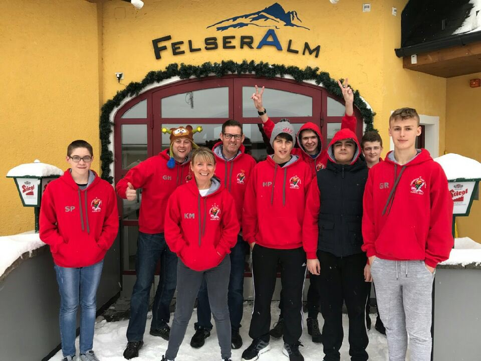 test Twitter Media - Arrived safe and sound in Austria! 🇦🇹 #Austria17 https://t.co/6fZejkBZ5a
