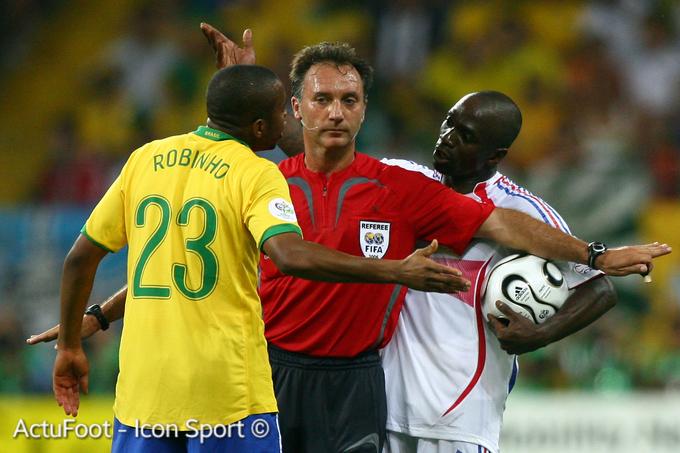 Makelele (44 ans aujourd'hui) en 2006 : 'Brésil ou pas, m'en bats les couilles. Ronaldinho, machin, chouette... Rien à foutre.' 😅