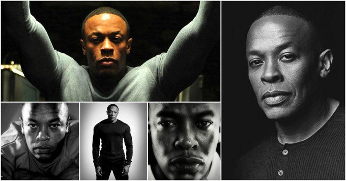 Happy Birthday to Dr. Dre (born February 18, 1965)