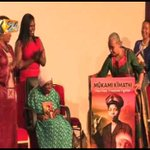 First lady Margaret Kenyatta joins MauMau veterans in celebrating the life of Mukami Kimathi