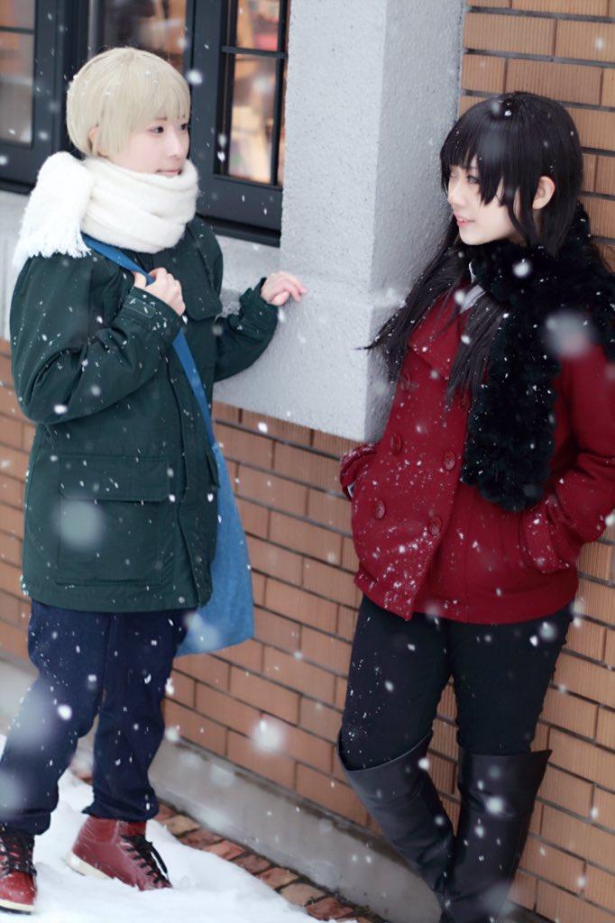 【コスプレ/櫻子さんの足下には死体が埋まっている】九条櫻子: 館脇正太郎: さんPhoto: さん