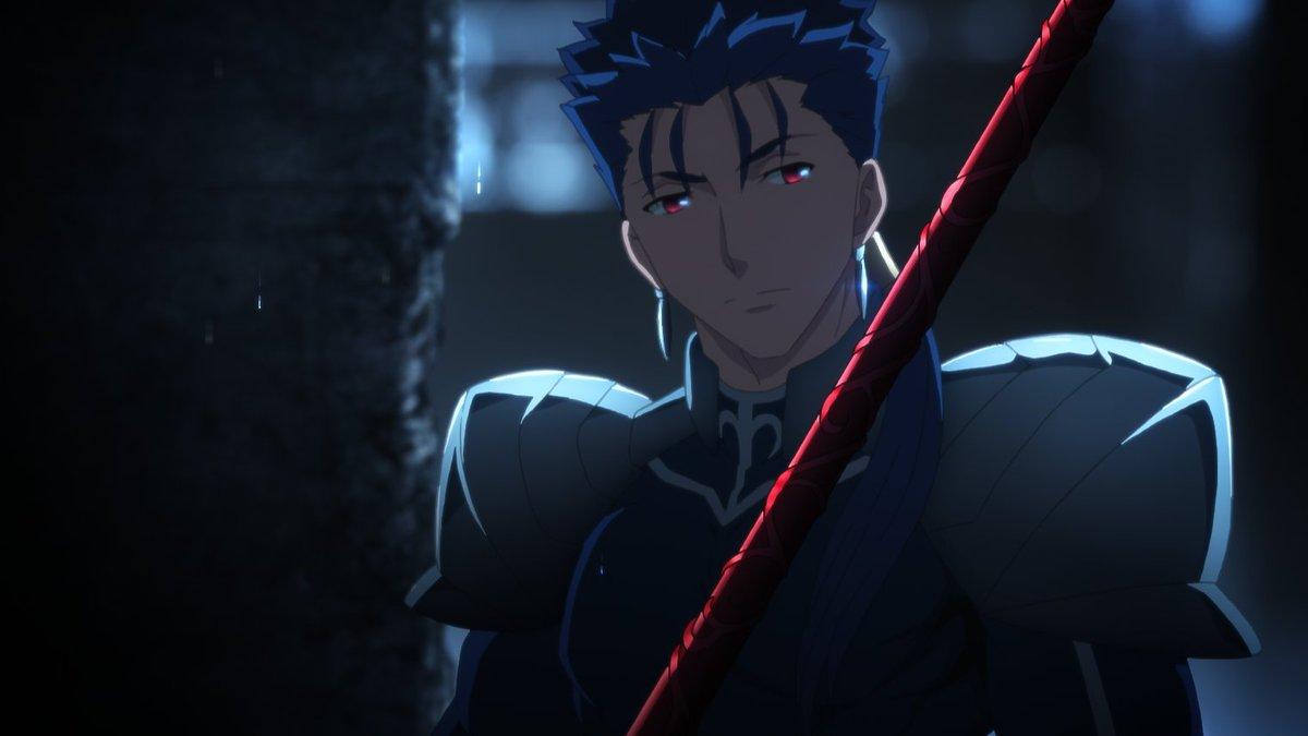 【バレンタイン集計発表】第6位!●クー・フーリン<Fate/stay night [UBW]>ランサー強し。