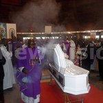 Thousands pay tribute to Namugongo Girls Primary head teacher
