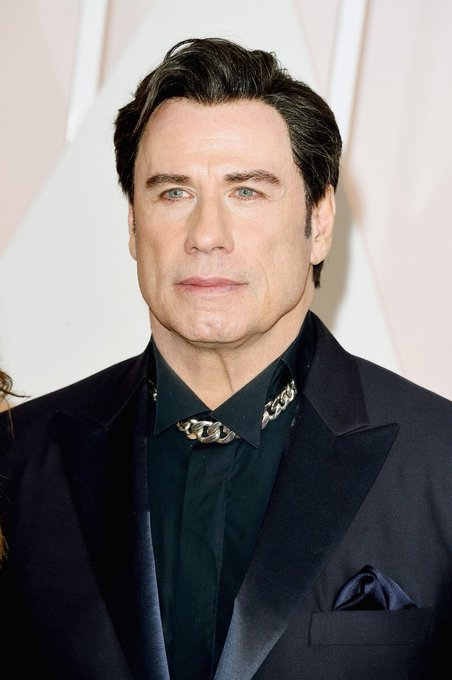 Happy birthday to my favorite actor john travolta