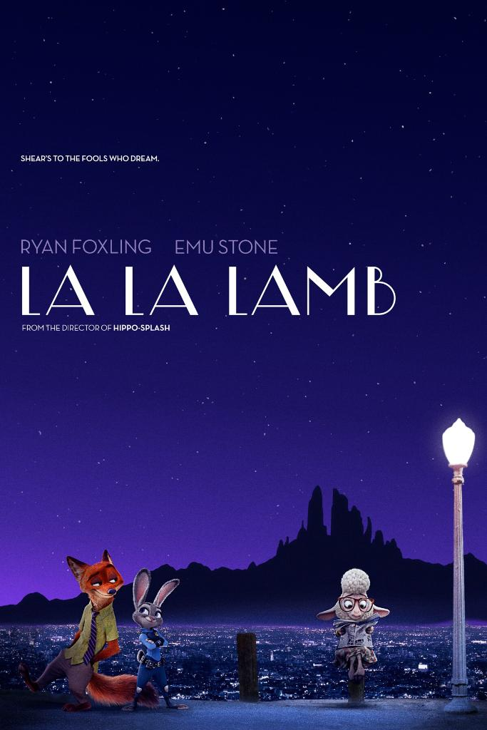 For Your Consideration @OhMyDisney's #Zootopia Oscars Parody Posters