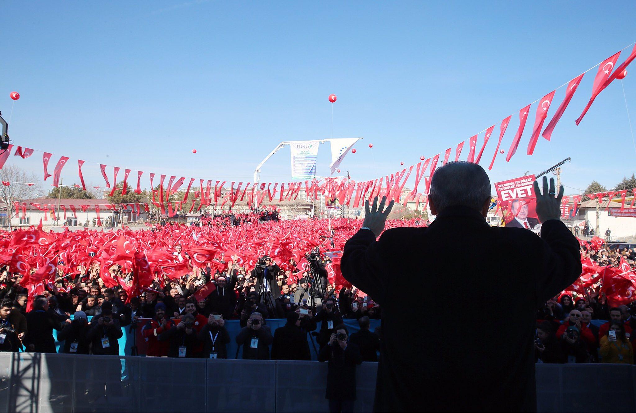 Teşekkürler Elazığ! https://t.co/D7vRjPQcfq