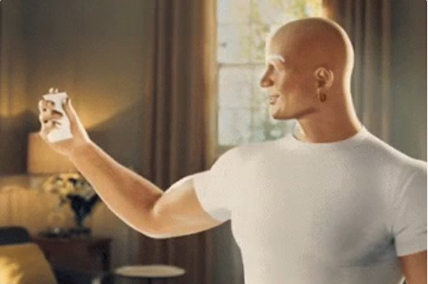 that sexy mr clean commercial is now a truly absurd nsfw meme https