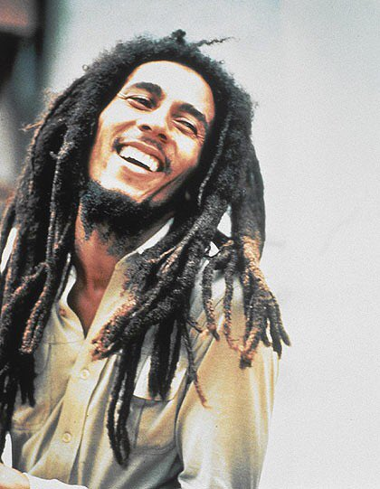 One love, one heart, one destiny_  Bob Marley Happy birthday