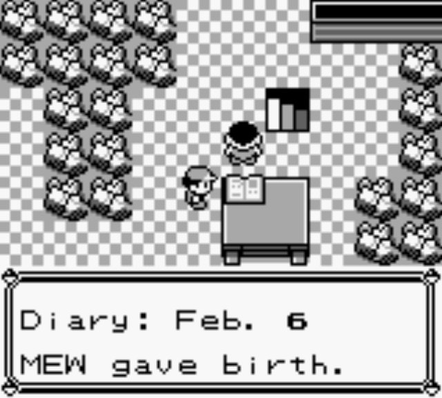 Happy Birthday Mewtwo