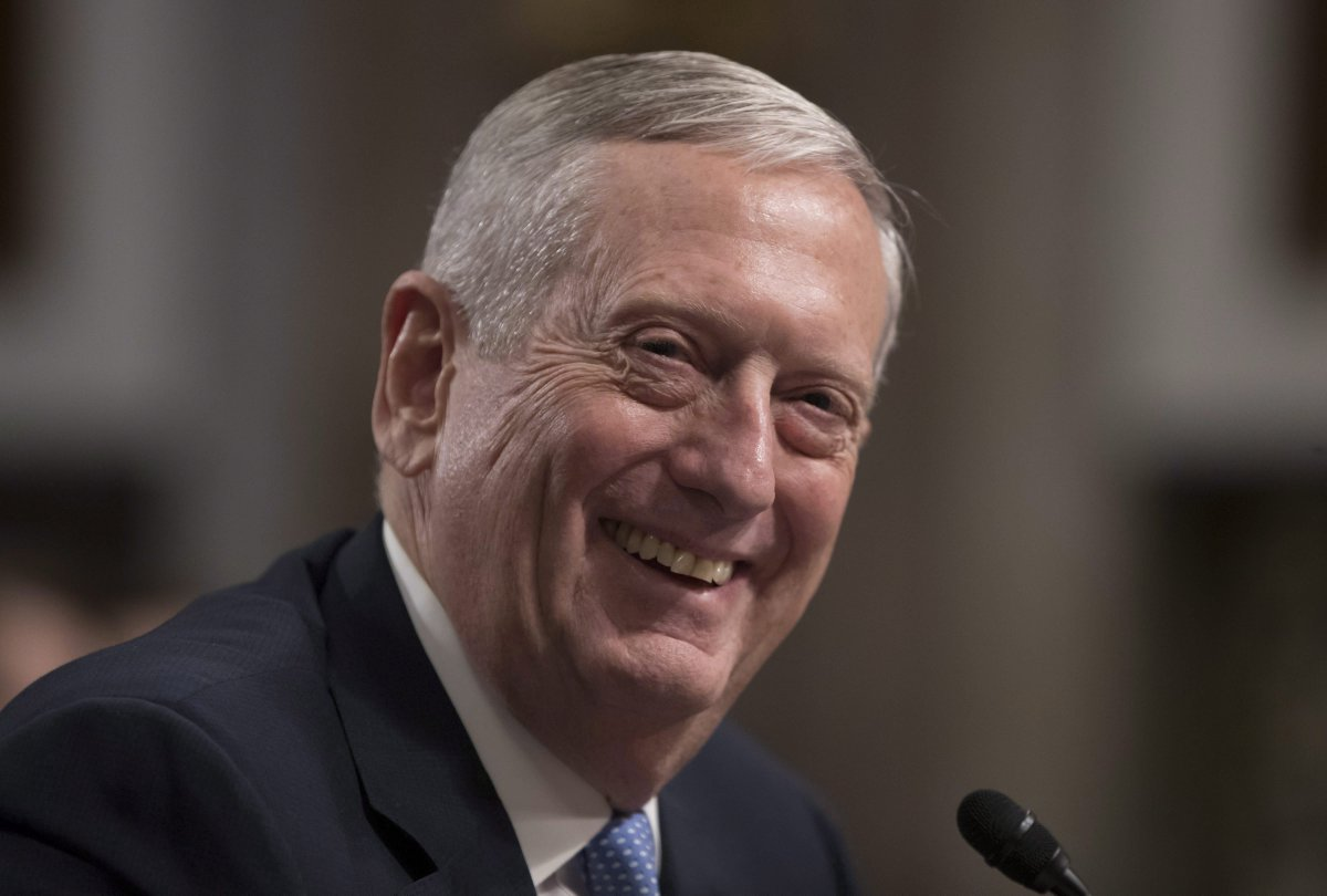 U.S. defence secretary says he's so grateful for Canadian soldiers he could kiss them