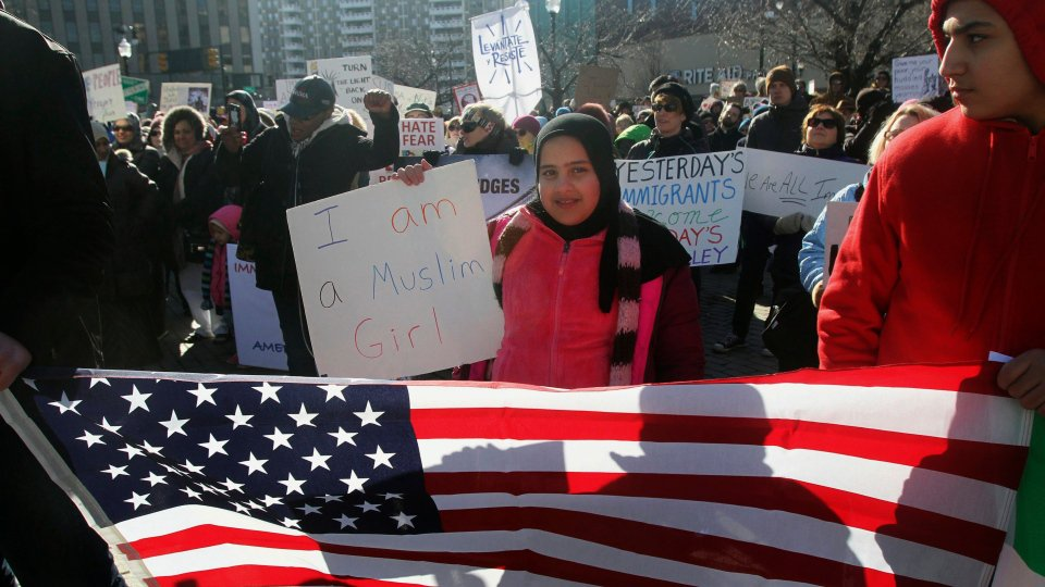 U.S. Justice Department files defence of Trump's travel ban