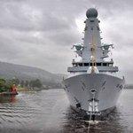 British Warships So Loud Russians Hear Them 100 Miles Away, Says Admiral