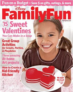 FREE Subscription to Family Fun Magazine - freebies freestuff free