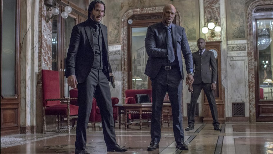 Film review: Keanu Reeves in