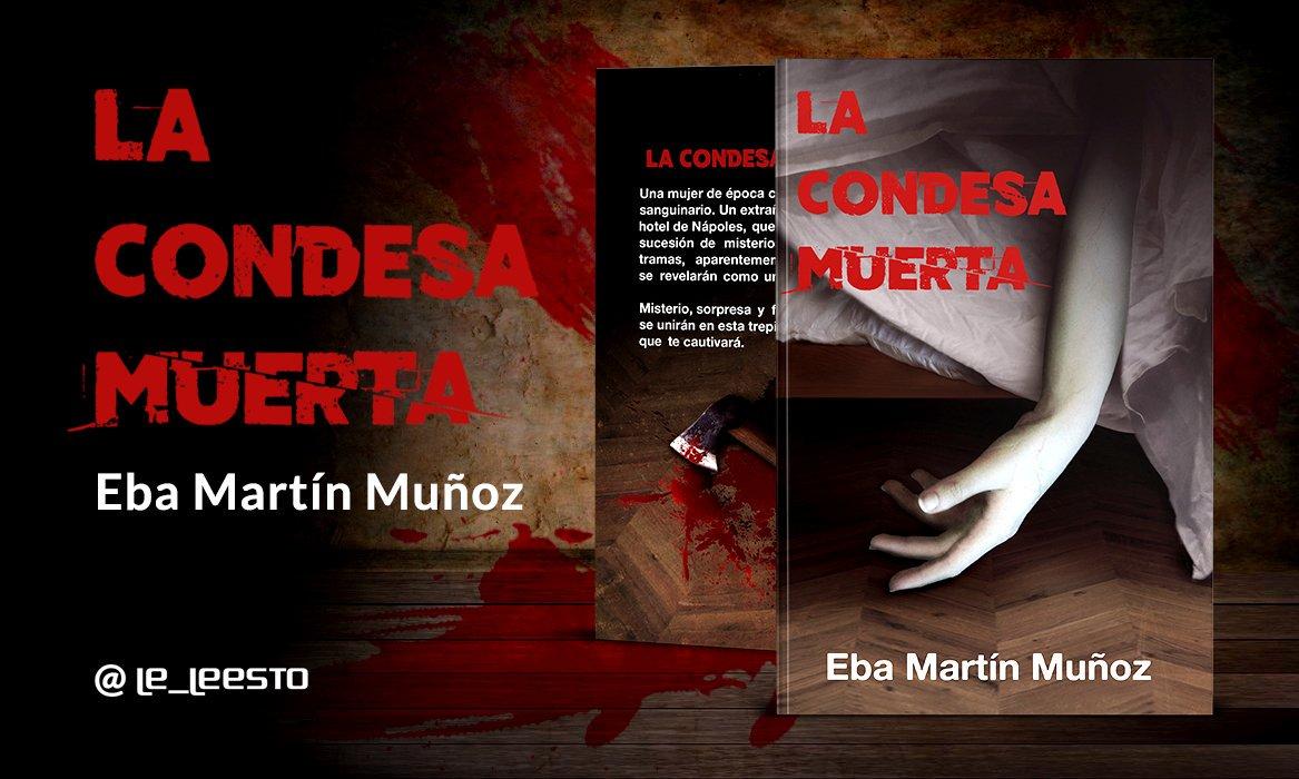 La condesa muerta, by @ebamiren https://t.co/VRrKegDsOk ¡Descubre por qué es una de las novelas negras más vendidas! https://t.co/83OHJKVlJX