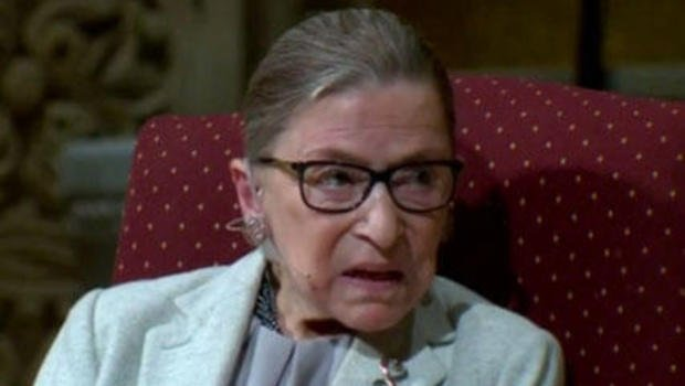 On Monday, SCOTUS Justice Ruth Bader Ginsburg said the Electoral College needs to be changed
