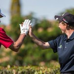 Teenage golfer shows up Sir Bob Charles with an ace