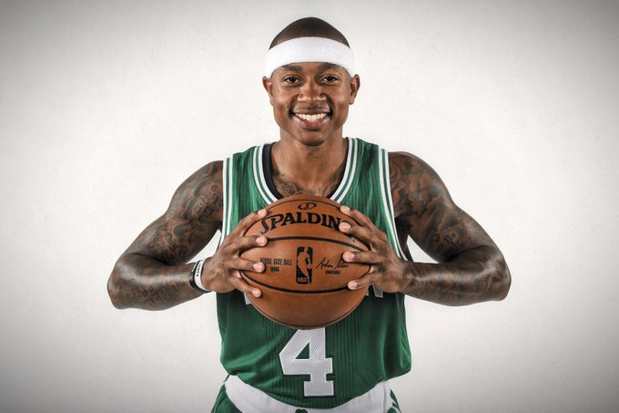 Join us in wishing Isaiah_Thomas of the celtics a HAPPY 28th BIRTHDAY!