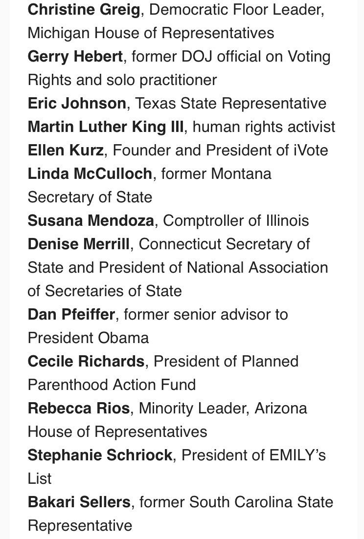 By the way, @let_americavote's board of advisors is pretty ...