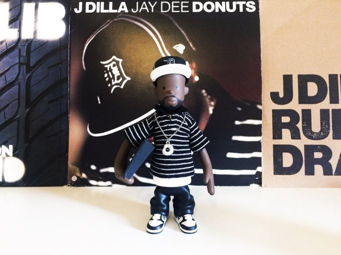 Happy birthday to the pioneer J Dilla, rest in beats