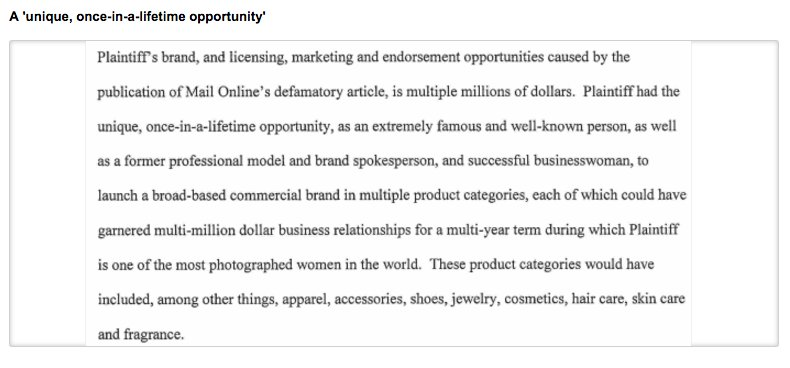 What are some important things to include in a business profile?