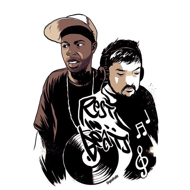 Happy Birthday J. Dilla and Nujabes! May you forever rest in beats!