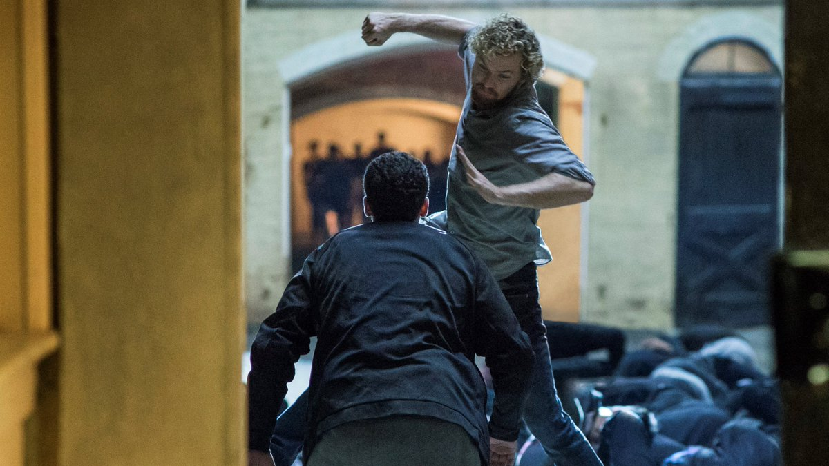 Watch the first official trailer for Marvel's IronFist on @Netflix